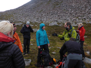 bfa67ac556 Most of her time is spent at Glenmore Lodge helping others develop their  skills to equip them for their own outdoor challenges. Nancy s review